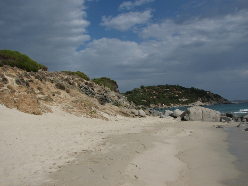 Ferienh user am meer in s d sardinien mieten for Sardinien haus mieten